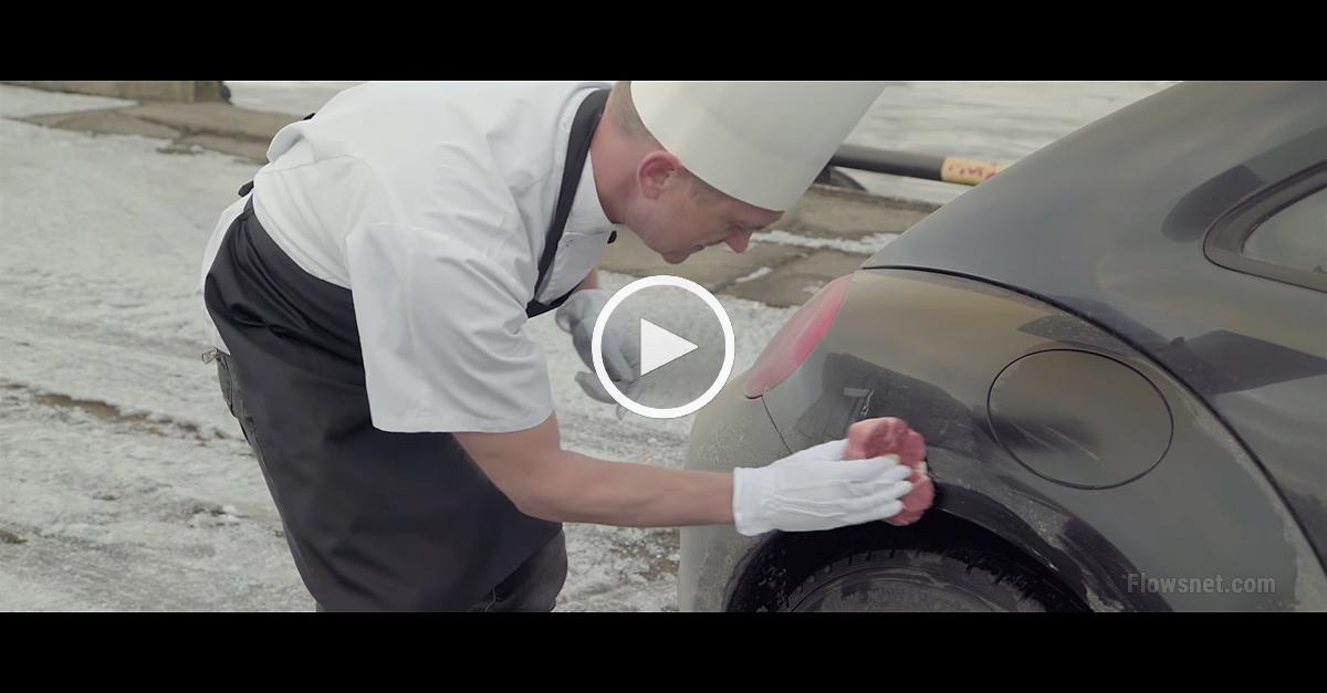 Video: Pusnakts šovs septiņos - kas cilvēkiem uz mēles jeb iesālīsim gaļinu ar ielas kaisīto sāli
